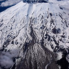 Vertical Shot #2 of Mt. St. Helens