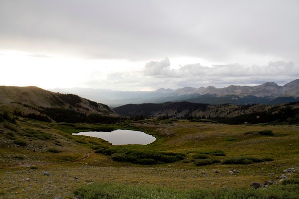 Mt Yale 2012 Aug 1st