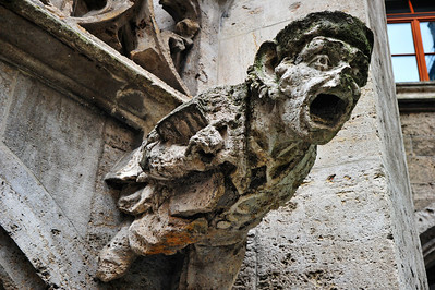 Munich_Germany_Gargoyle_RAW2977