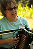 101 Mary on Accordion