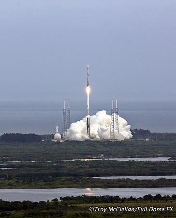 NASA MAVEN Atlas V Launch