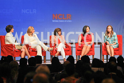 2011 NCLR Annual Conference Latinas Brunch Focuses on Women. Washington Marriott Wardman Park. Photo by Alfredo Flores. July 24, 2011