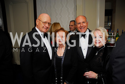 Lou Donatelli,Delores Del Rosa,Joseph Del Rodsa,Ann Donatelli,October 29,2011,NIAF Gala VIP Reception,Kyle Samperton