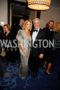 Jana Scarpa,John Scarpa,October 29,2011,NIAF Gala VIP Reception,Kyle Samperton