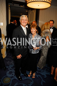 Dick Vermeil,Carol Vermeil,October 29,2011,NIAF Gala VIP Reception,Kyle Samperton
