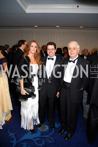 Camille Bozzco,Claudio Bozzco,Francesco Nicortra,October 29,2011,NIAF Gala VIP Reception,Kyle Samperton
