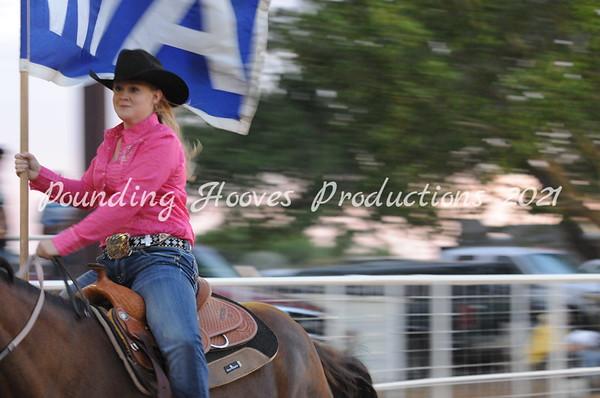 Ft Sumner Old Fort Days Sat Rodeo