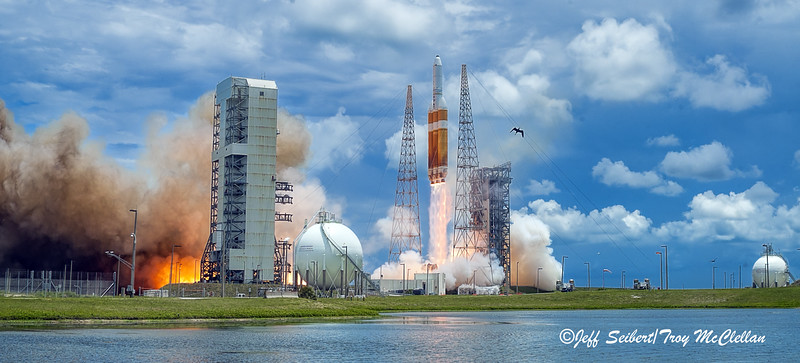 NROL-37 Delta IV Heavy Launch