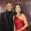 Robert Verdi and Norma Kamali