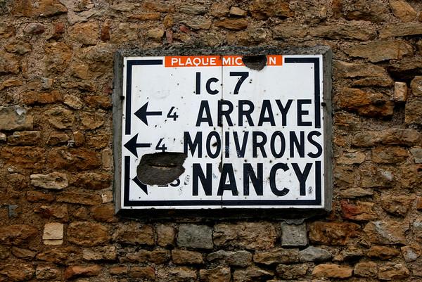 Nancy and Paris