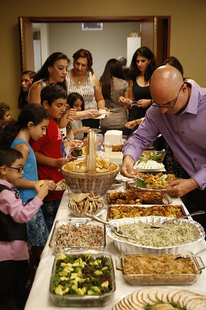 Nashville Armenian Church Celebrates 20 Years, August 8-9, 2015