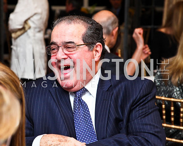 "Justice Antonin Scalia. National Gallery ""Canaletto"" Dinner. Photo by Tony Powell. Villa Firenze. February 15. 2011"