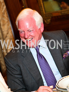 "Earl Powell. National Gallery ""Canaletto Dinner."" Photo by Tony Powell. Villa Firenze. February 15. 2011"