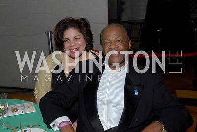 Sandy Bellamy,Marion Barry,National Kidney Foundation Casino Night,February 26,2011,Kyle Samperton