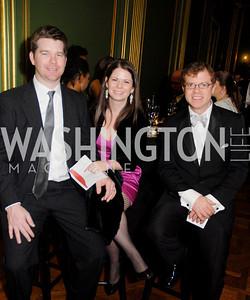 Jeff Lockhart,Jodie Lockhart,Michael Ruggiero,National Kidney Foundation Casino Night,February 26,2011,Kyle Samperton