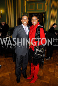 Frederick Phillips,Iness Phillips,National Kidney Foundation Casino Night,February 26,2011
