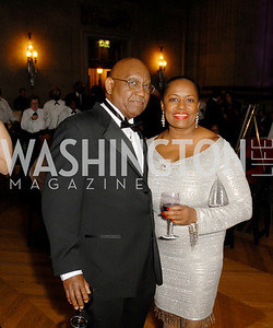 Clarence Mitchell,Diane Darling,National Kidney Foundation Casino Night,February 26,2011