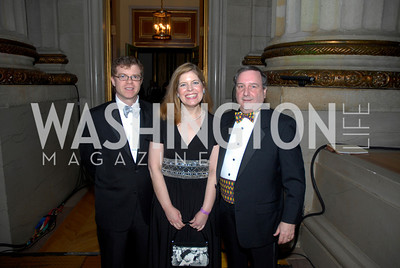 Mike Ruggiero,Lisa Berigan,Tony Englert,National Kidney Foundation Casino Night,February 26,2011,Kyle Samperton