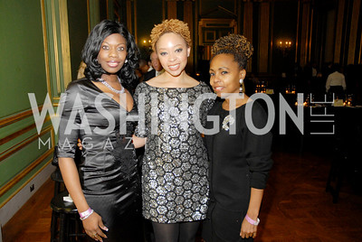 Caryn Bailey,Brandy Rodgers,Zelda Wade,National Kidney Foundation Casino Night,February 26,2011,Kyle Samperton
