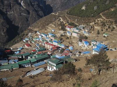 Everest View & Khumjung