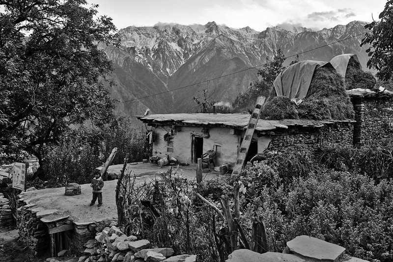 Home in Humla