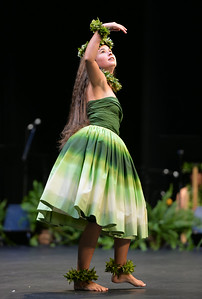 Ke'alohilani Plattner  competes during the  E Hula Mau Hawaiian Dance & Chant competition and festival being held this weekend at the Terrace Theater. Long Beach August 29, 2014. (Photo by Brittany Murray / Daily Breeze)