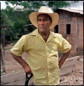 Norberto, El Regadillo, Nicaragua.