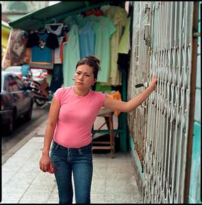 Central market, Granada, Nicaragua.