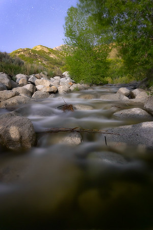 Bells Canyon Creek