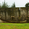 Ruins of Norfolk Island and Lighter Boat remains