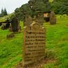 Norfolk Island historic cemetery