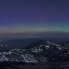 NW To NE View Of The Northern Lights
