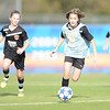 Knoxville, TN -  Halftime youth soccer during the first-round NCAA Tournament  match between the University of Tennessee Lady Volunteers and the Miami (Ohio) University RedHawks. The Lady Vols lost the match 2-3 in overtime. Photo By Andrew Bruckse/Tennessee Athletics