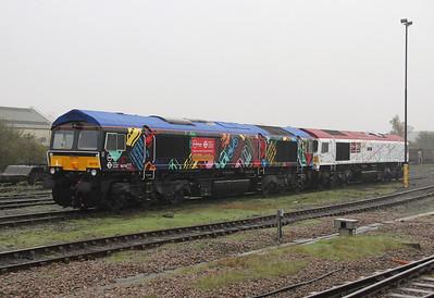66718 Eastleigh 06/11/13