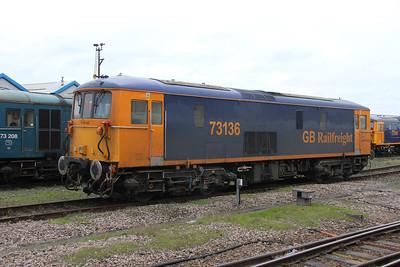 73136 Eastleigh 24/11/13