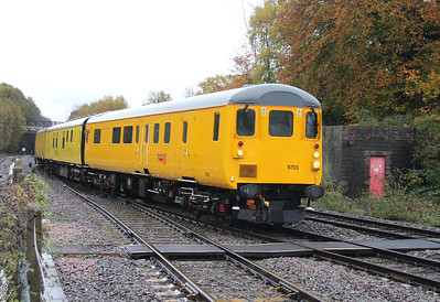 9703 Basingstoke 08/11/13 3Z06 Derby to Eastleigh