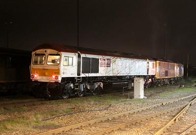 66721 Eastleigh 07/11/13