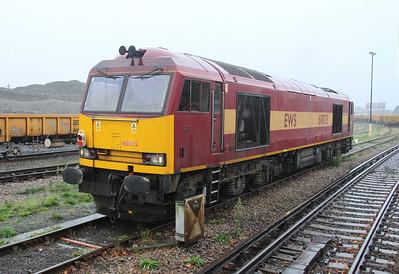 60035 Eastleigh 06/11/13