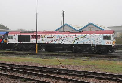 66721 Eastleigh 06/11/13