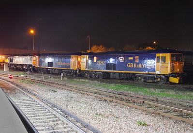 73212 Eastleigh 07/11/13