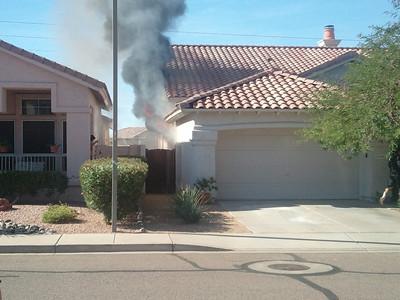 November 22 - 31018 N 42nd Pl, Phoenix - House Fire