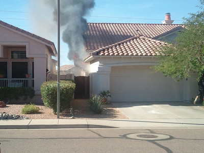 November 22 - 31018 N 42nd Pl, Phoenix - House Fire
