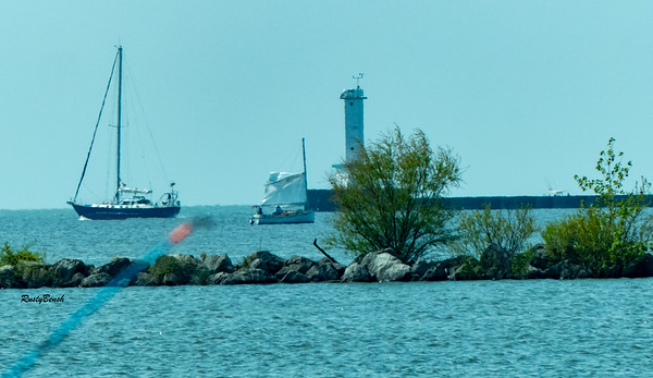 Huron LighthouseOHMay18