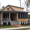 Homes at Old Shell Point in Port Royal, South Carolina. This project is designed by Allison Ramsey Architects.