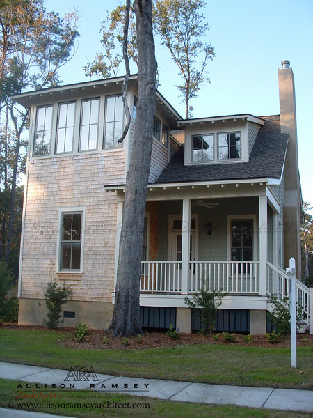 Homes At Old Shell Point In Port Royal, South Carolina. This Project Is  Designed