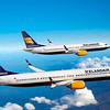 Icelandair 737-MAX8 & MAX9 Artwork