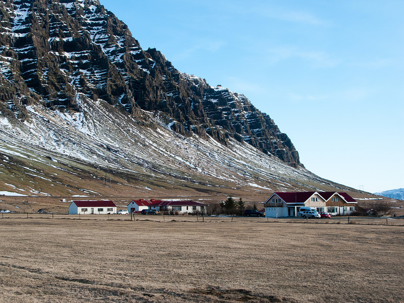 Hali Hotel area