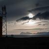 Lighthouse on the way to Djúpivogur