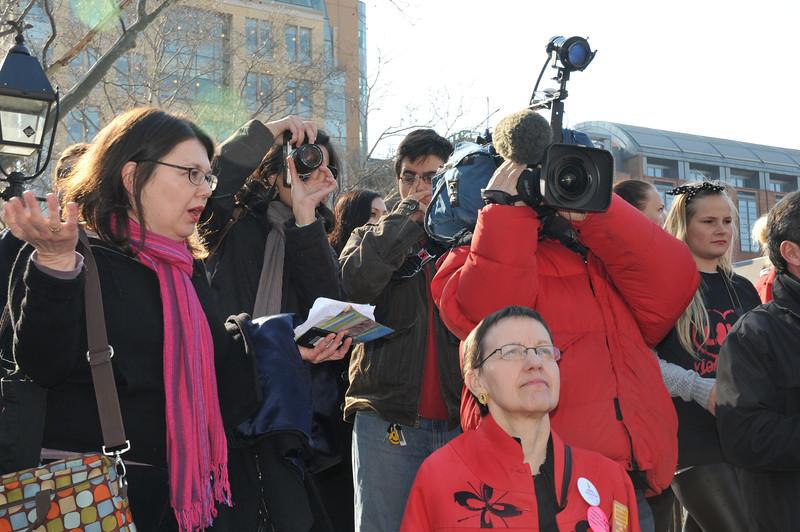 One Billion Rising - New York City Vday