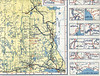 Ontario Official Map 1940.North Eastern Ontario.